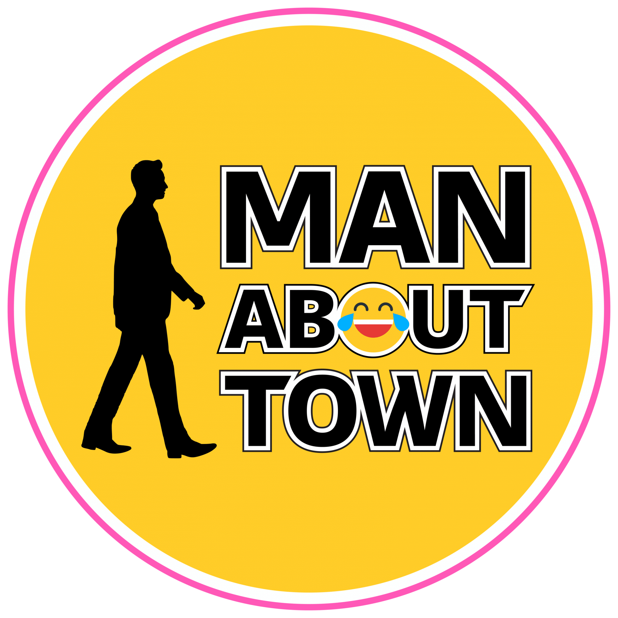 Man About Town podcast artwork